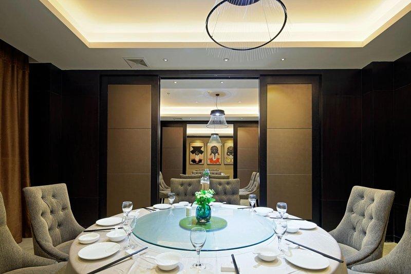 Haiting Longan Hotel Wuhan Restaurant
