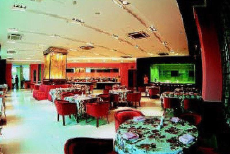 Minfang Business Hotel Harbin Restaurant
