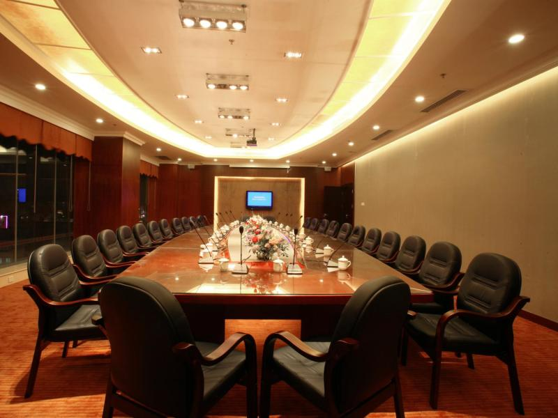 Nanrong Hotel Shenzhen meeting room