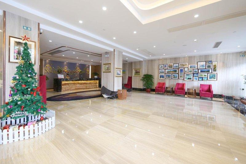 Days Inn Panyu Guangzhou Lobby