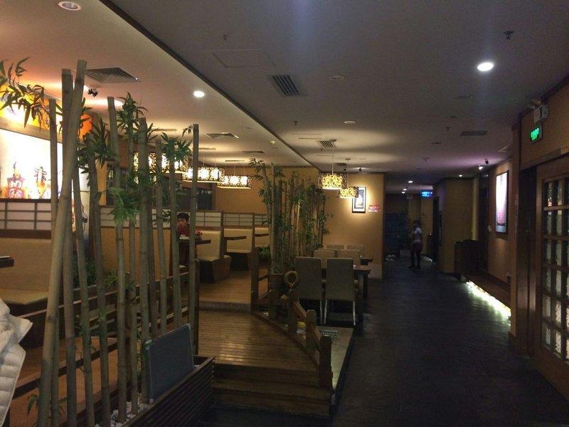 深圳东星汉永酒店(深圳沙井店)餐厅