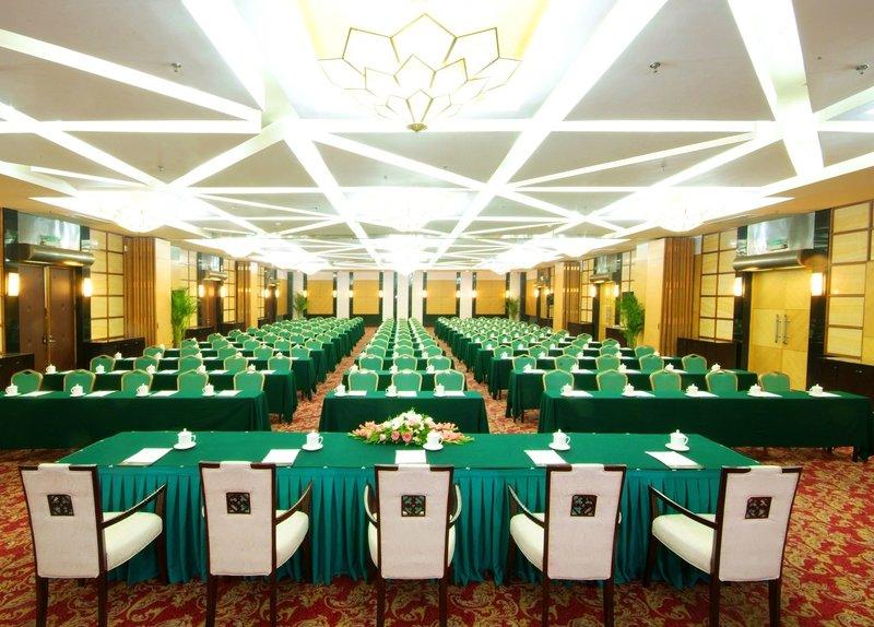 Beijing Capital Xindadu Hotel meeting room