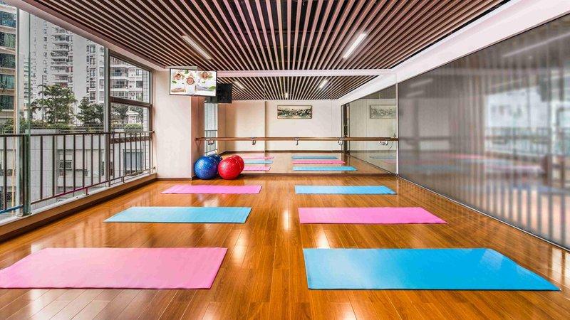 Springdale Serviced Residence Guangzhou Leisure room