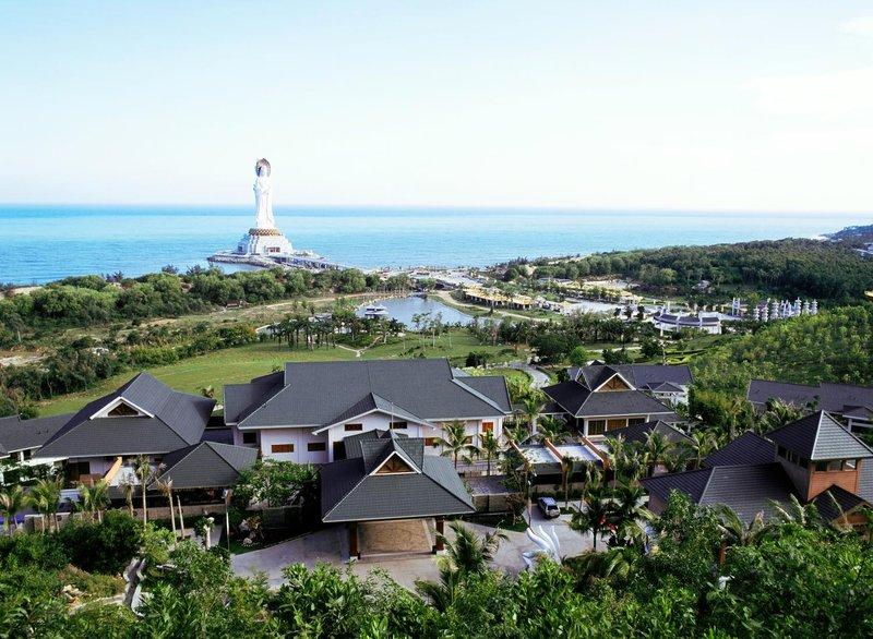 Nanshan Hotel sanya Over view