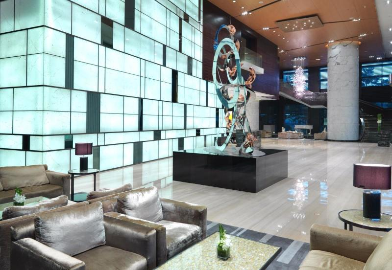 Four Points by Sheraton Guangzhou, Dongpu Hotel public area