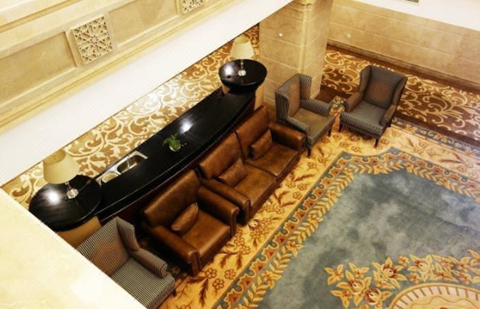 Fenyang Garden Hotel Shanghai Leisure room