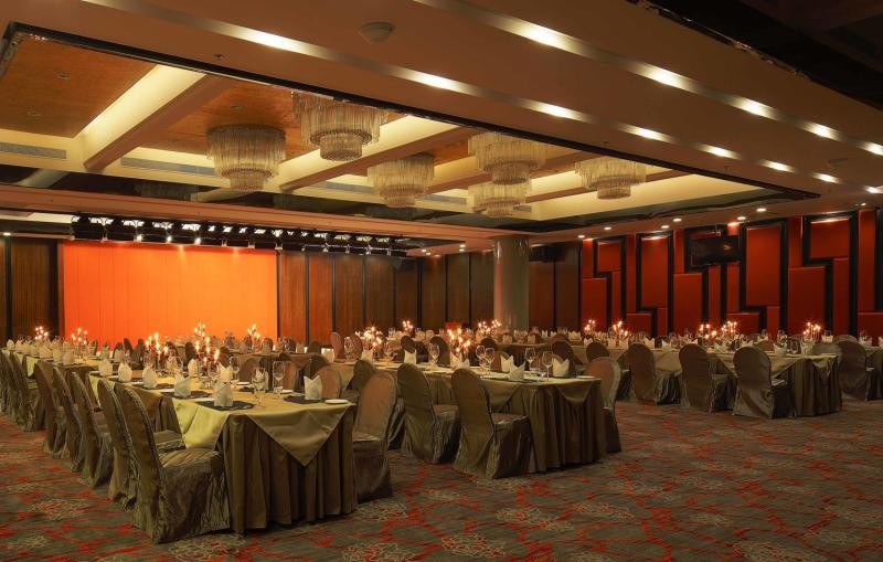 珠海嘉远世纪酒店会议室