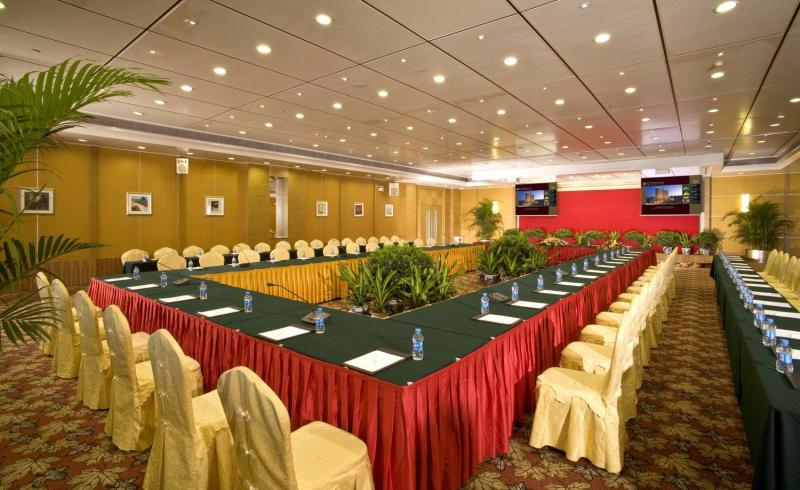 Exhibition International Hotel Dongguan meeting room