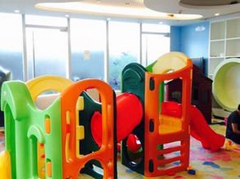 Ascott Guangzhou Leisure room