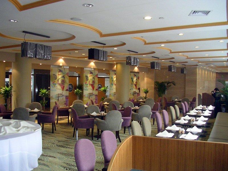 青岛索菲亚国际大酒店餐厅