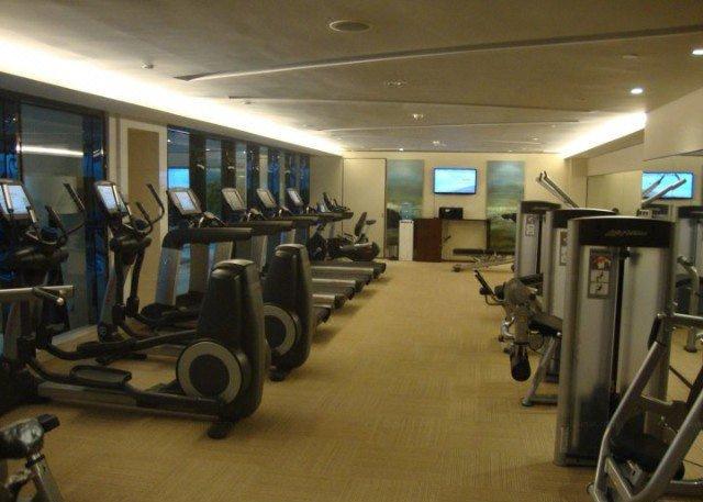 Ascott IFC Guangzhou Leisure room