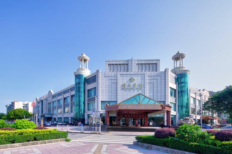 Zengcheng Hotel Guangzhou Over view