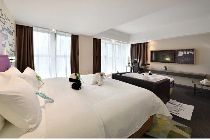 Hampton by hilton chengdu waishuangnan Room Type