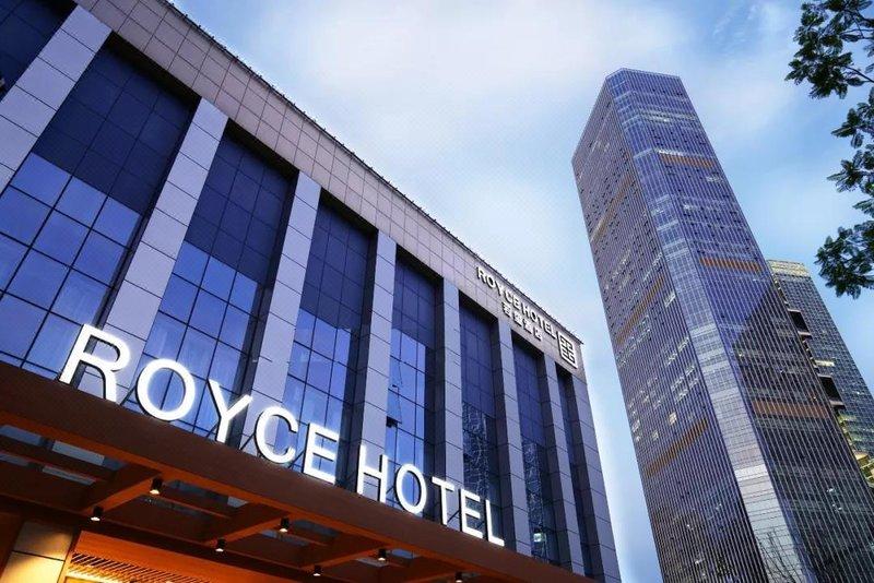 Royce Hotel Shenzhen Over view