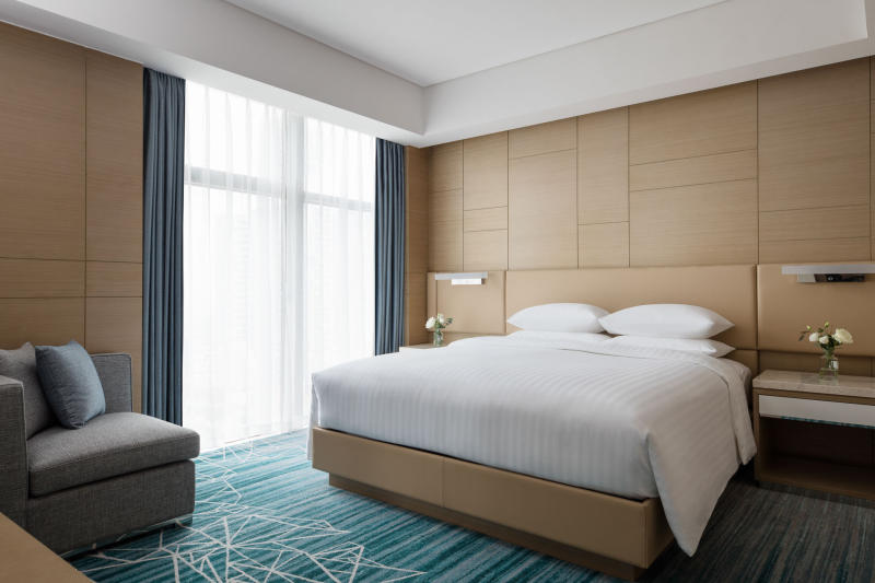 Courtyard by Marriott Shunde Longjiang Room Type