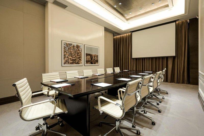 The Mulian Hotel Nansha meeting room