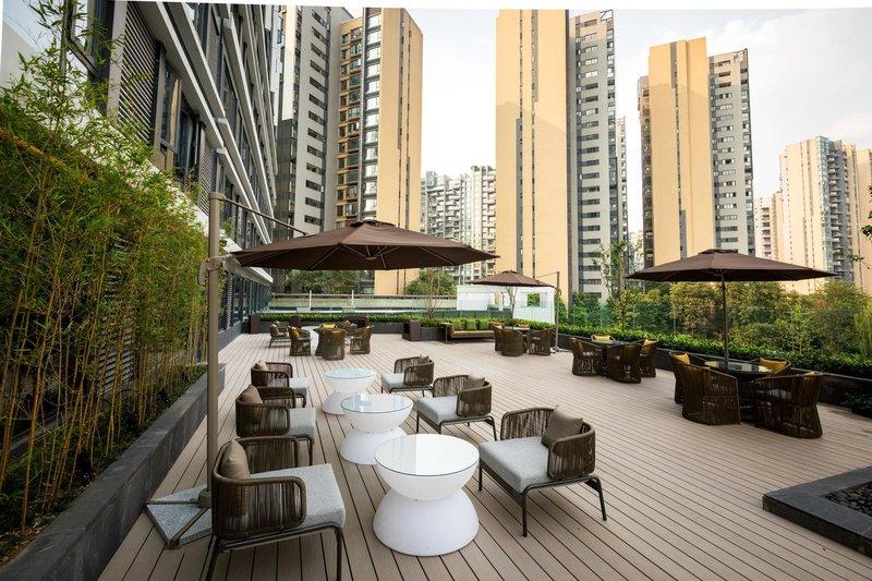 广州南沙凤凰湖木莲庄酒店餐厅