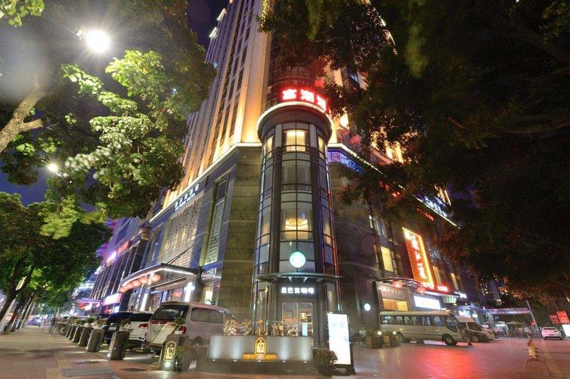 Victoria Hotel Guangzhou Over view