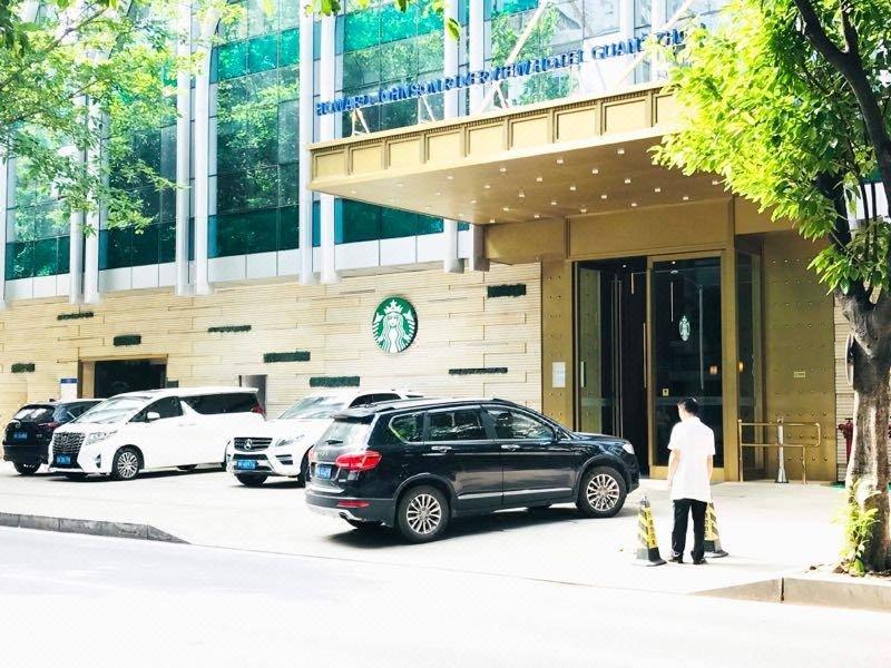 广州桃花江豪生酒店餐厅