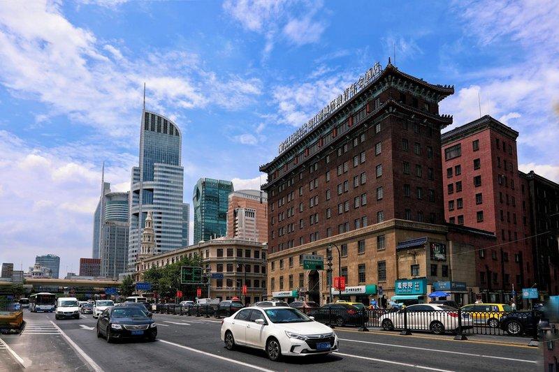 锦江都城经典上海青年会人民广场酒店酒店外观