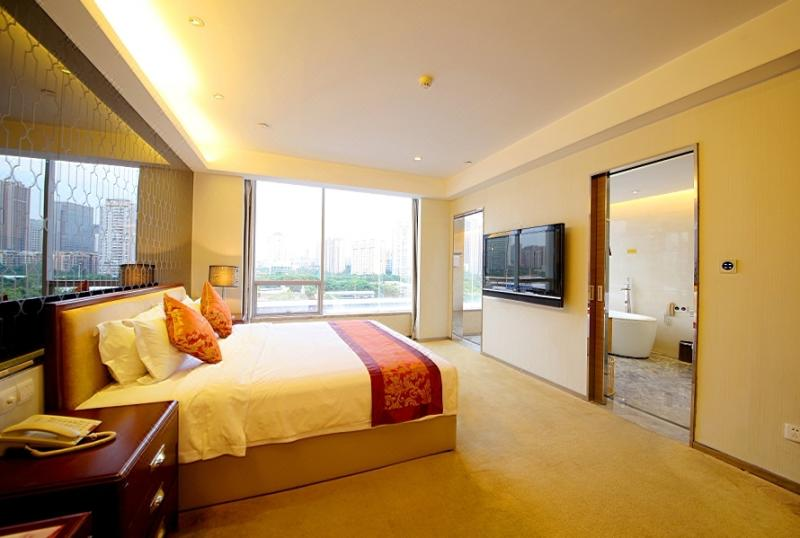 Jockey Club Hotel Guangzhou Room Type