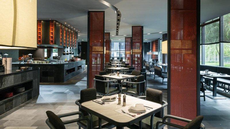 杭州庐境西溪酒店餐厅