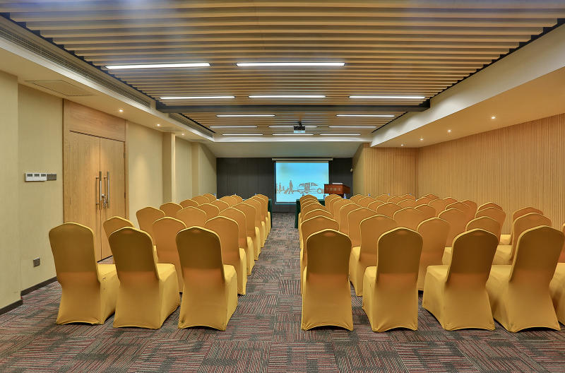 Mehood Hotel (Shanghai Changshou Road) meeting room