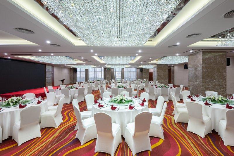 Holiday Inn Shanghai Vista meeting room