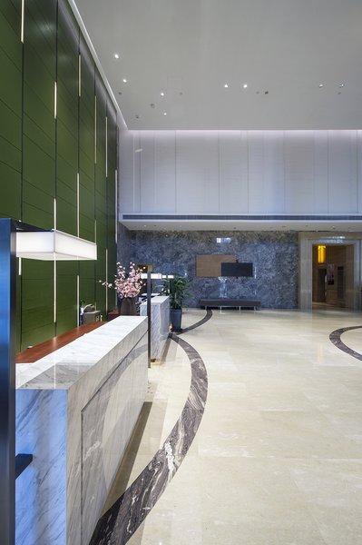 Wassim R Hotel Shanghai Hotel public area