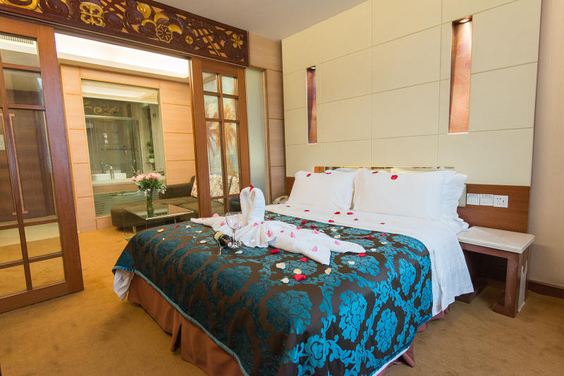 New Beacon New Times International Hotel (Wuhan Zhongnan Metro Station) Room Type