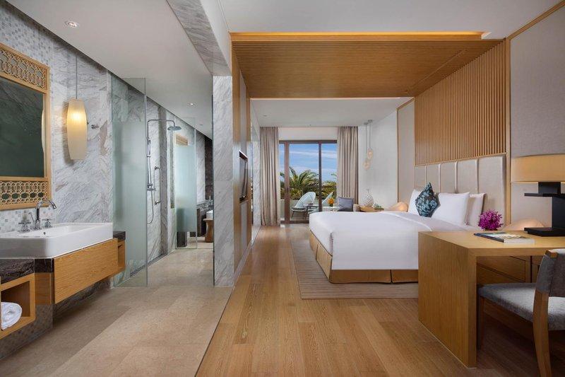 三亚崖州湾度假村希尔顿格芮精选酒店房型