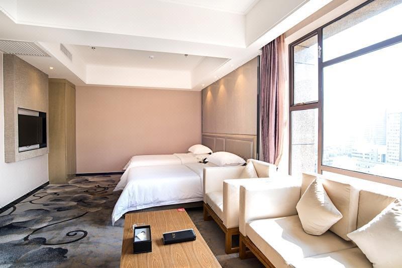 廣州容錦酒店(原新疆大廈)房型