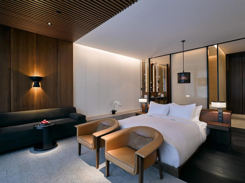 The Pushang Hotel and Spa Room Type