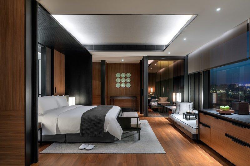 南京涵碧楼酒店房型