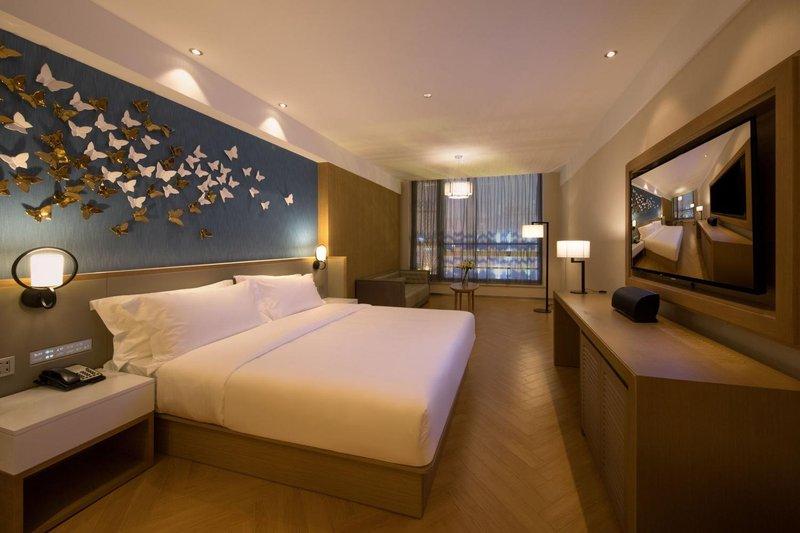 Crystal Orange Hotel Hangzhou Westlake future technology city store Room Type