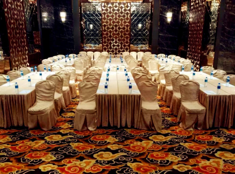 Shenzhen Shuidu Holiday Hotel meeting room