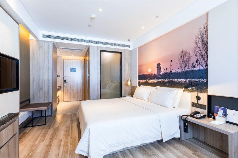 济宁太白路亚朵酒店房型