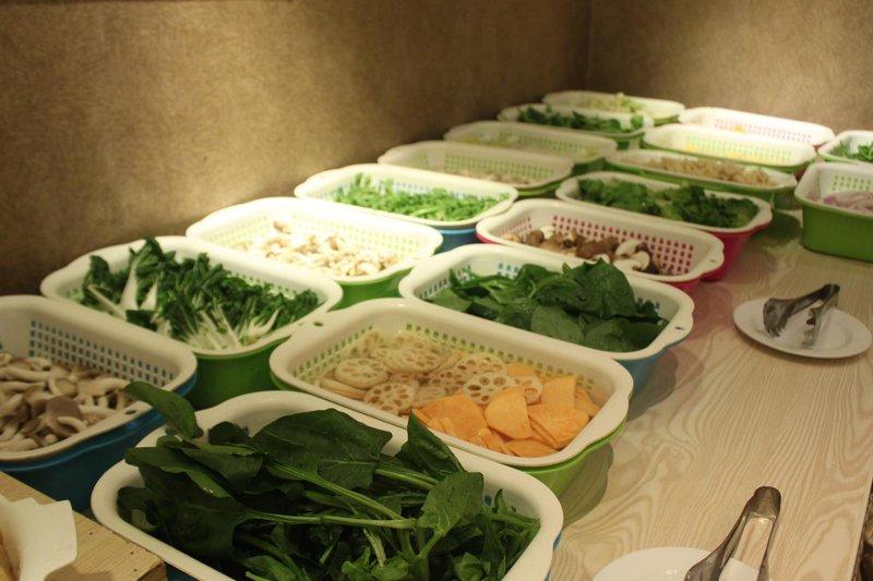 New Century Hotel Ningbo Restaurant