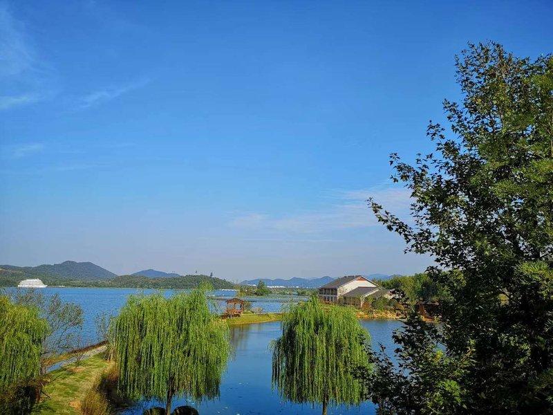Pingtian Peninsula Hotel Over view