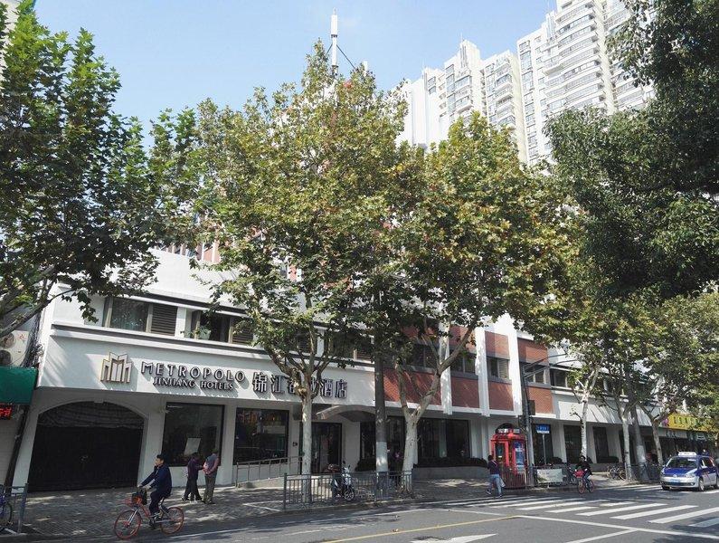锦江都城(上海新天地田子坊店)酒店外观