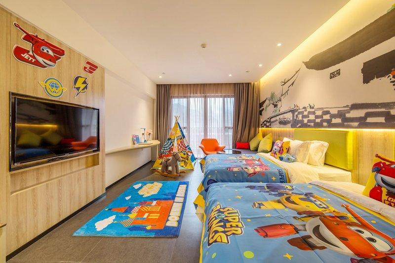 Hot Spring Ragaz Guangzhou Room Type