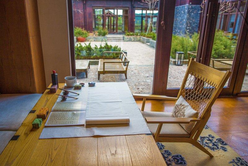 Jinmao Purelax Mountain Hotel LijiangHotel public area