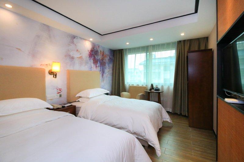 义乌亚朵酒店房型