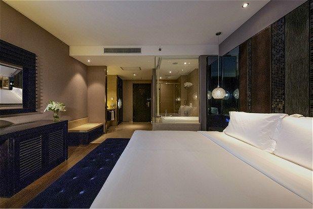 桔子水晶酒店(北京南锣鼓巷酒店)房型