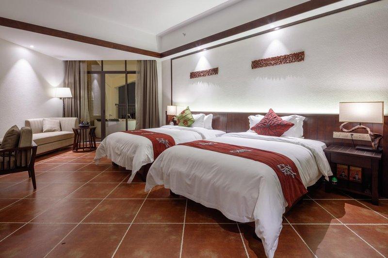 Lanshanyuan Lingnan Oriental Hot Spring HotelRoom Type