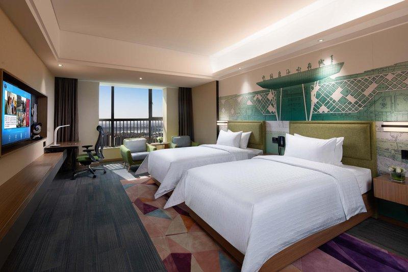 东海水晶城希尔顿欢朋酒店房型