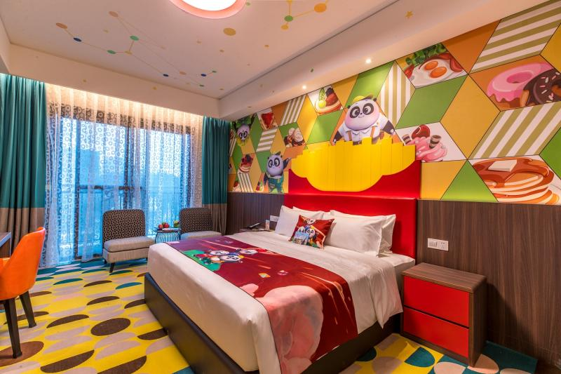 Chimelong Panda Hotel Room Type
