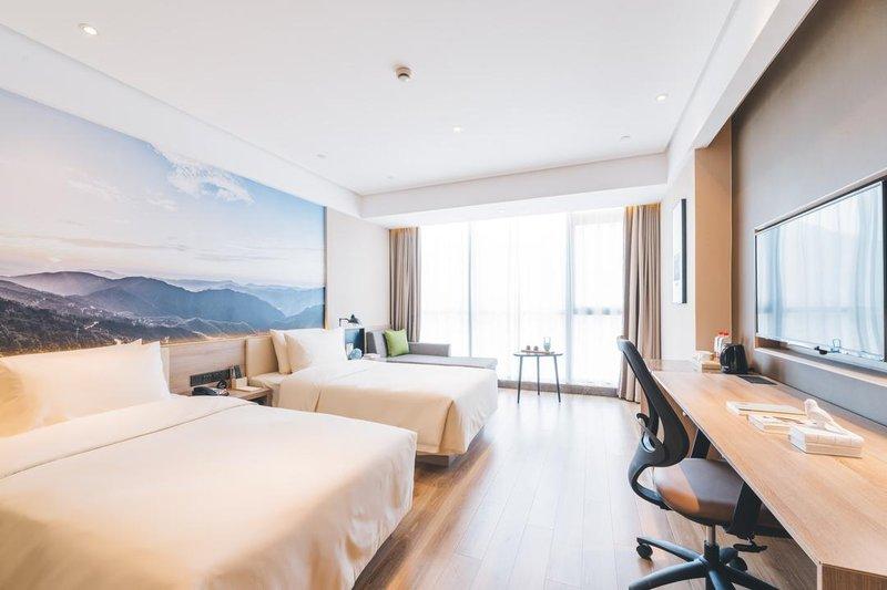 台州临海亚朵酒店房型
