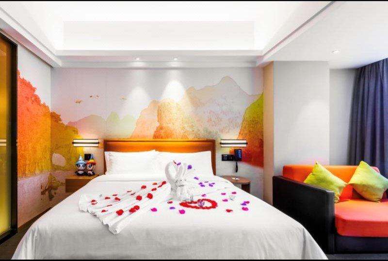桂林临桂希尔顿欢朋酒店房型