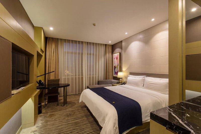 上海陆家嘴万信酒店房型